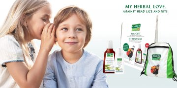 RAUSCH | HEAD LICE SET with free gym bag.