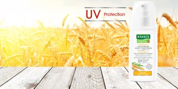 RAUSCH | Sun protection for your hair