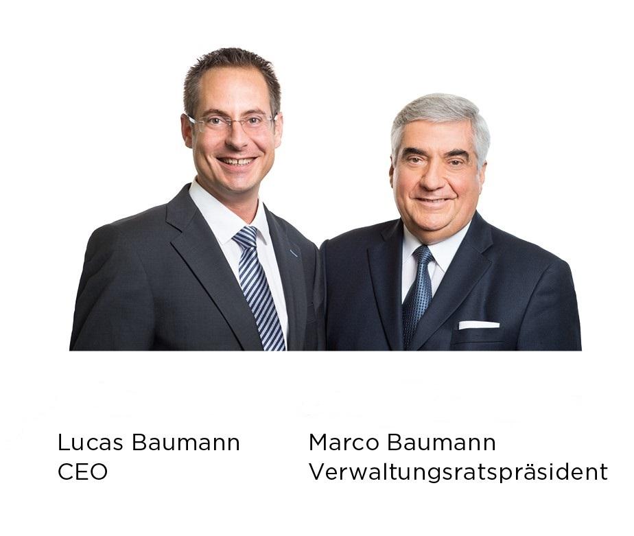 Lucas und Marco Baumann